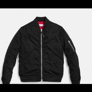 NWOT 100% Authentic Men's MA-1 Coach Bomber Jacket